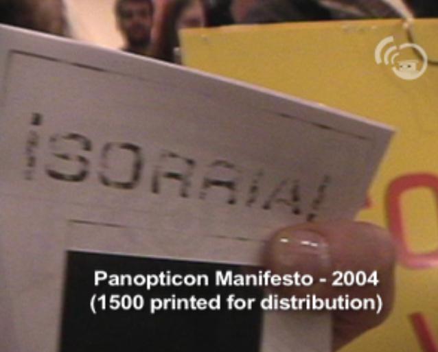 manifesto panóptico